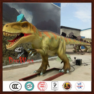 Real Indoor Playground Dragon Or Dinosaur animatronic For Sale