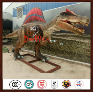 Animatronic Life Size Robotic Dinosaur Games For Jurassic Park