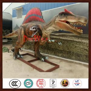 Animatronic Life Size Robotic Dinosaur Games For Jurassic Park