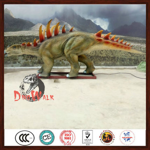 Alive Dinosaur Resin Park Model For Kids