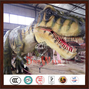 Dinopark animatronic dinosaur model for sale