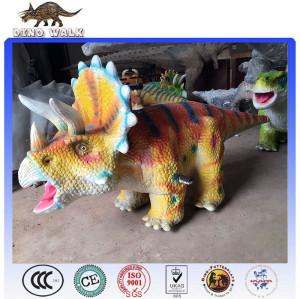 Animatronic dinosaur car for sale