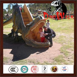 Giant T-rex  Dinosaur head