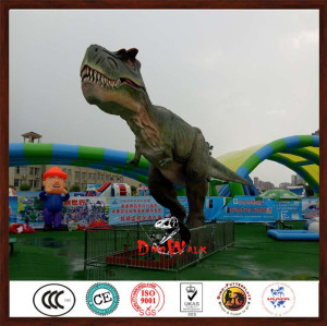 animatronic dinosaur model Trex for dinosaur park