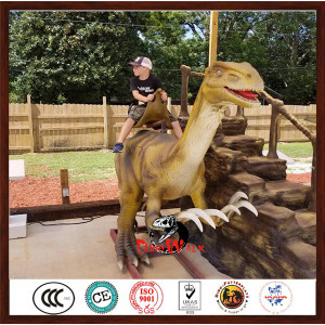 hot sale dinosaur ride from professional factory