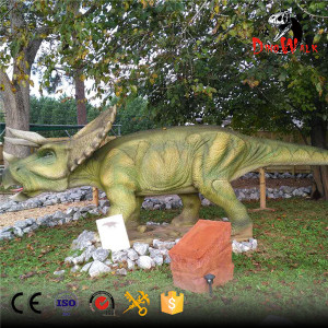 animatronic Triceratops simulation dinosaur for sale