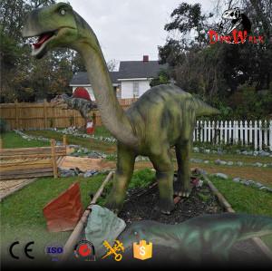 life size animatronic brachiosaurus dinosaur model