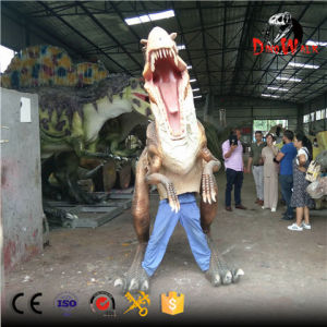 DC-01 Life Size T-rex Realistic Dinosaur Costume For Sale