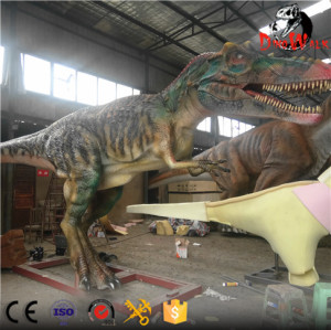 Outdoor Amusement Park High Quality Dinosaur Monster Animatronic