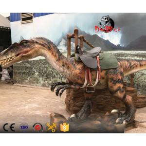 Amusment park animatronic dinosaur kiddie ride for sale