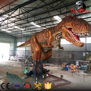 Animatronic realistic gaint  t-rex for sale