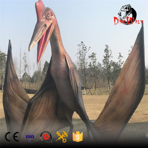 animatronic pterosaur dinosaur model for parks