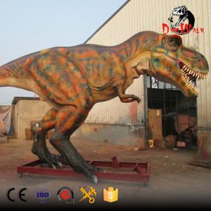 life size animatronic dinosaur model Trex for dinosaur park