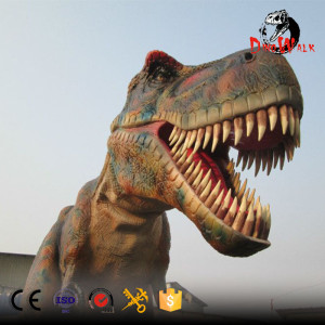 high quality 10m long animatronic dinosaur model