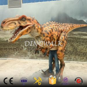 Walking Dinosaur Costume Animatronic T-rex Suit For Adult
