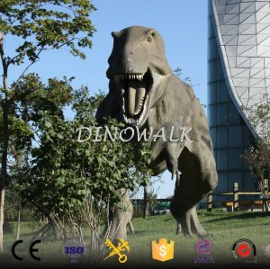 Theme park animatronic dinosaur T-rex model for sale