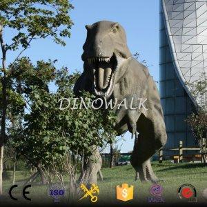 Theme park animatronic dinosaur T-rex model for sale