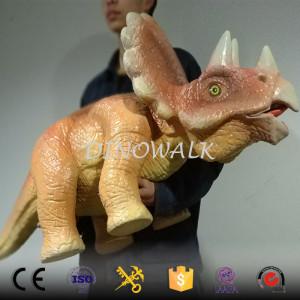 Baby Dinos cheap animatronic dinosaur hand puppet for sale