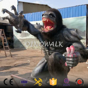 Customized Realistic Animatronic MAN-EATING HAUNTER