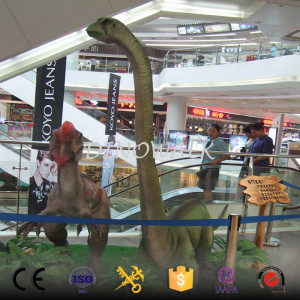 Outdoor Playground Decoration Funny Cartoon Dinosaur