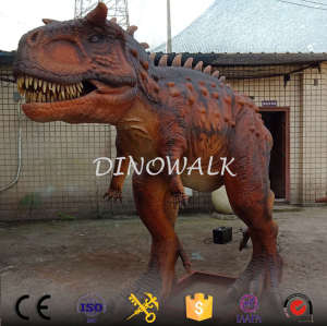 Amusement Park Decorative Equipment Animatronic Dinosaur model for Sale