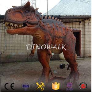 Amusement Park Decorative Equipment Animatronic Dinosaur model for Sale