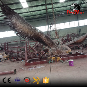 life size simulation animatronic eagle