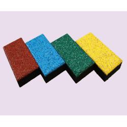 Rubber Tiles For Sidewalks