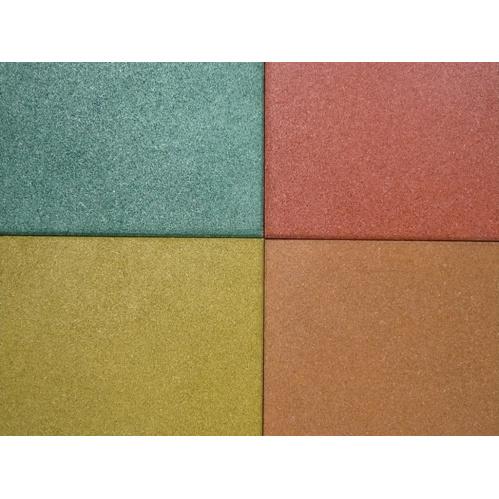 Sbr rubber tiles rubber floor tiles hangzhou green for Rubber flooring