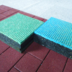 Surface EPDM Rubber Tiles
