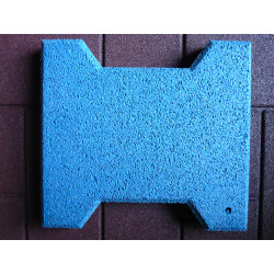 EPDM Rubber Flooring Tiles