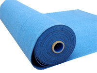 Blue EPDM Rubber Sheets