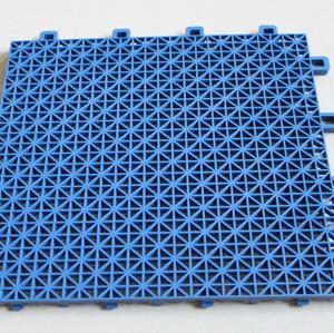 Interlocking Modular Sports Floor