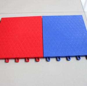 Synthetic Outdoor Sport Flooring