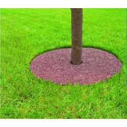 Rubber Mulch Ring