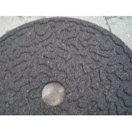Recycled Rubber Mulch Ring