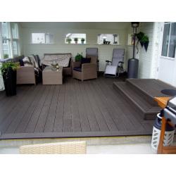 Inddoor WPC  flooring tile