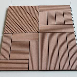 WPC Terrace Flooring