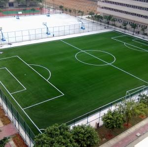 Artificial Grass Turf For Football court