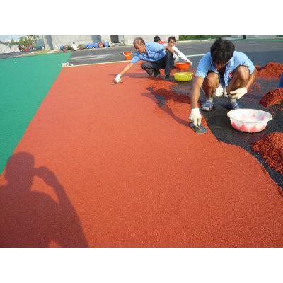 Running Track Raw Materials