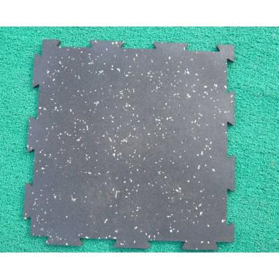 Interlocking Surface Rubber tiles