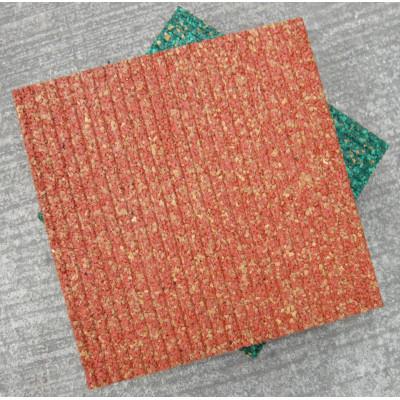 Surface EPDM Rubber tactile Tiles