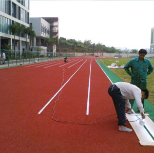 Red EPDM Rubber Granule For Running Track