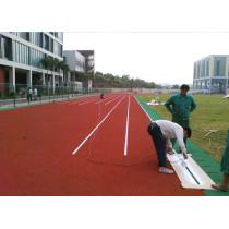 Red EPDM Rubber Granule For Running Track