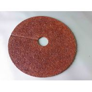 Red Rubber Mulch Ring