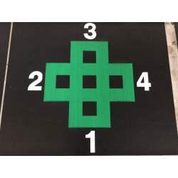 Colorful Gym Floor Rubber Rolls/Gym Floor Rubber Tiles