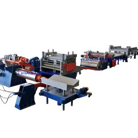 0.3-3mm full automatic cut to length line