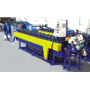 Square tube forming machine