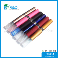 Fashion design ego t with colorful rubber paint