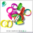 2015 new silicon vape band Mod vape band ring customized vape ring
